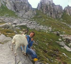 in montagna 1988