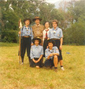 tutti scout 1984